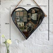 Black Heart measurments