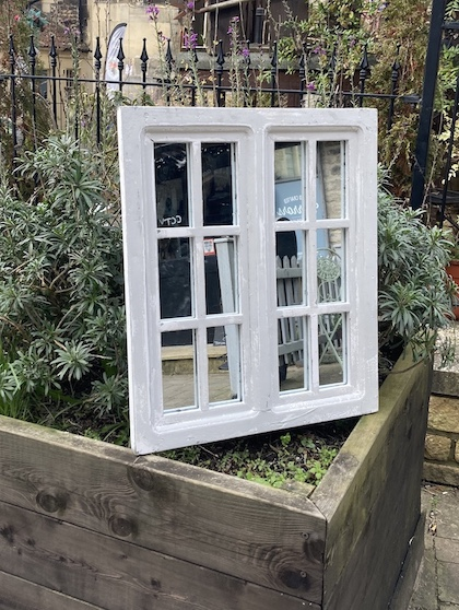 Small Faux Window 01