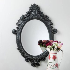 original_black-and-silver-ornate-oval-mirror