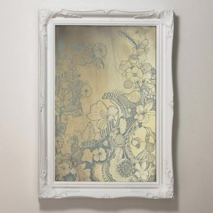 original_hand-illustrated-and-antique-silvered-mirror
