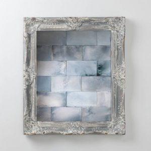 original_vintage-grey-antique-tiled-mirror